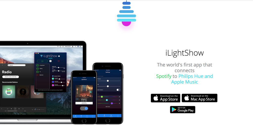Pitch for iLightShow - The Startup Pitch